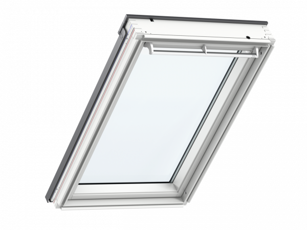 VELUX GGL 2070 White Centre Pivot Window Laminated